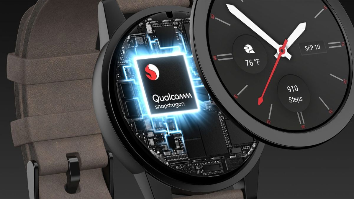 Новый процессор Snapdragon Wear 4100+