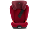 Britax Roemer KidFix XP Black Series Flame Red