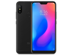 Xiaomi Redmi 6 Pro 3/32Gb Black (Global) (rfb)