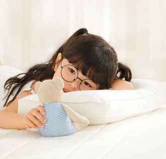 Подушка Xiaomi 8H Evolon antibacterial anti-mite child pillow антибактериальная