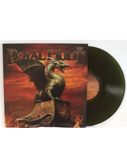 Royal Hunt - Cast In Stone LP