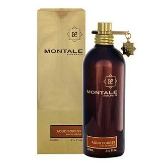 Масляные духи Montale Aoud Forest (3 мл)