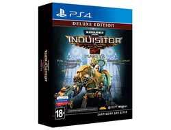 Игра для ps4 Warhammer 40,000: Inquisitor - Martyr