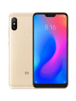 Xiaomi Mi A2 Lite 3/32 Gold EU (Global Version)