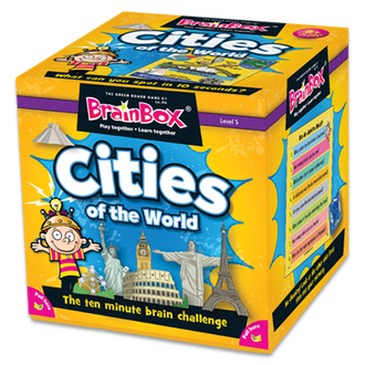 Brainbox Cities of the world