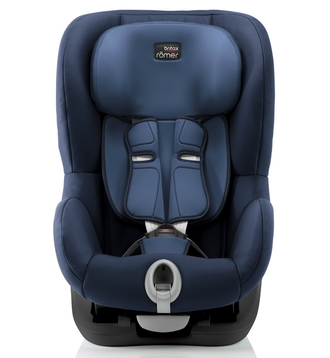 BRITAX ROEMER King II Black Series Moonlight Blue