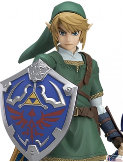 Фигурка фигма Линк (figma Link Twilight Princess ver.)