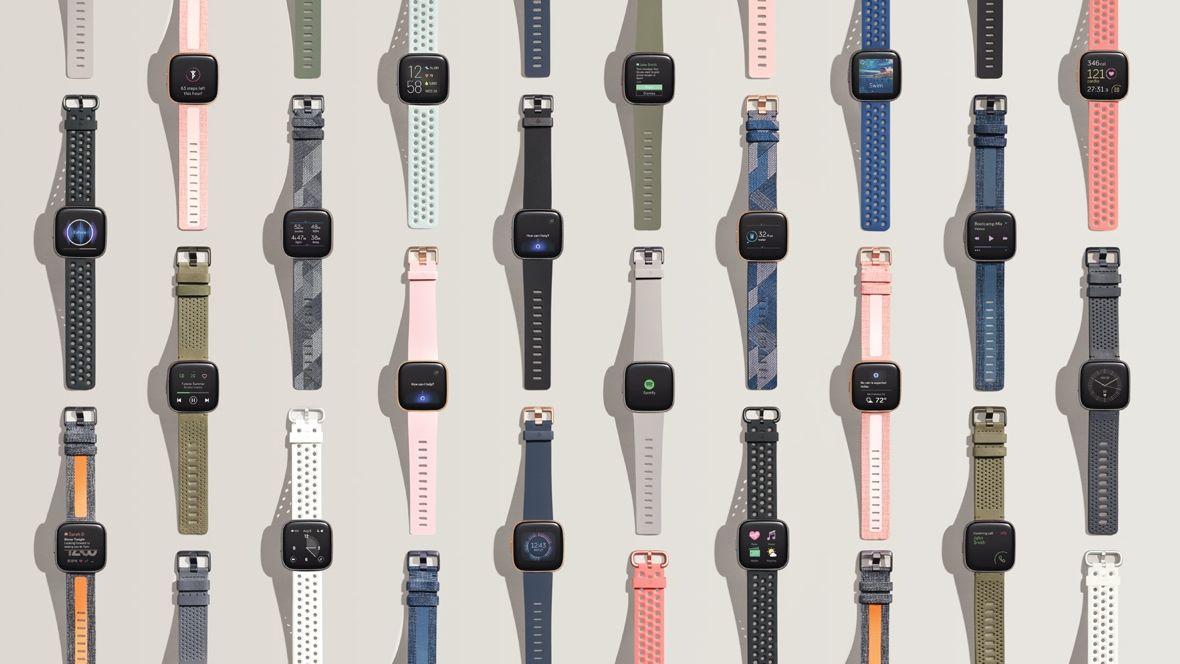 Fitbit Versa 2 против Fitbit Versa: пять основных отличий