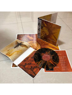 Tiamat - Wildhoney LP Deluxe Japan Edition