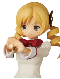 Кукла 1/6 Real Action Heroes Мами Томоэ (Tomoe Mami School Uniform ver.)