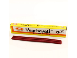 Панчавати дхуп стикс (Panchavati dhoop sticks) маленькие