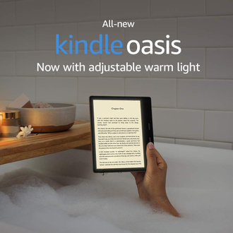 Электронная книга Amazon Kindle Oasis 2019 8Gb SO