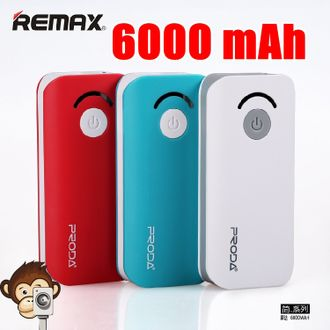 Power Bank 6000 mAh Remax Proda Jane