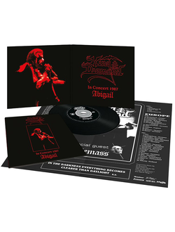 KING DIAMOND - In concert 1987 - Abigail CD