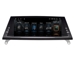 "Автомагнитола MegaZvuk T3-9999 BMW X5 RESTYLE (E70) (2010-2013) на Android 6.0.1 Quad-Core (4 ядра) 8,8"" Full Touch"