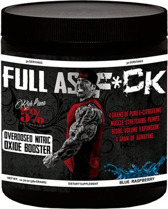 5% Rich Piana Full As Fuck 360 г