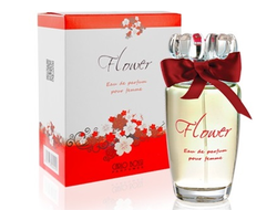 Carlo Bossi Flower Red eau de parfum for women