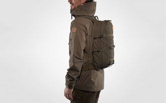 Рюкзак Fjallraven Lappland Hike 15 Black