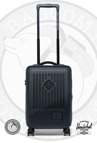 Herschel Trade Power Small Black/Black в магазине Bagcom