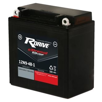 RDrive eXtremal Silver 12N9-4B-1 9 а.ч.