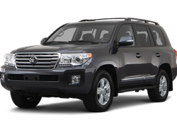 Шумоизоляция Toyota Land Cruiser 200 / Тойота Ленд Крузер 200
