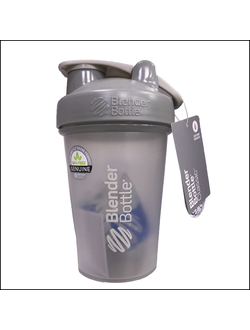 Шейкер BlendderBottle classic 20 oz grey