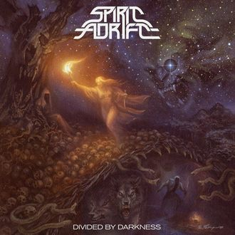 Spirit Adrift - Divided By Darkness CD