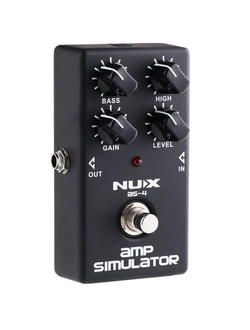 NUX AS-4 Amp Simulator