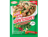 Hot Basil Stir Fry Powder (Pad Ka Prao) RosDee 50 g