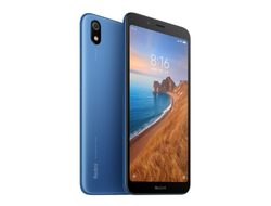 Смартфон Xiaomi Redmi 7A 2/16GB Матовый синий EU GLOBAL VERSION (M1903C3EG)