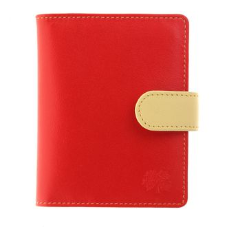 Визитница QOPER Credit card holder red
