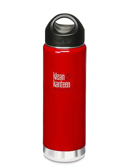 Термобутылка Klean Kanteen VACUUM INSULATED 592 мл (20oz) Roasted Pepper