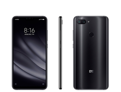 Смартфон Xiaomi Mi8 Lite 4/64GB black (Global version)