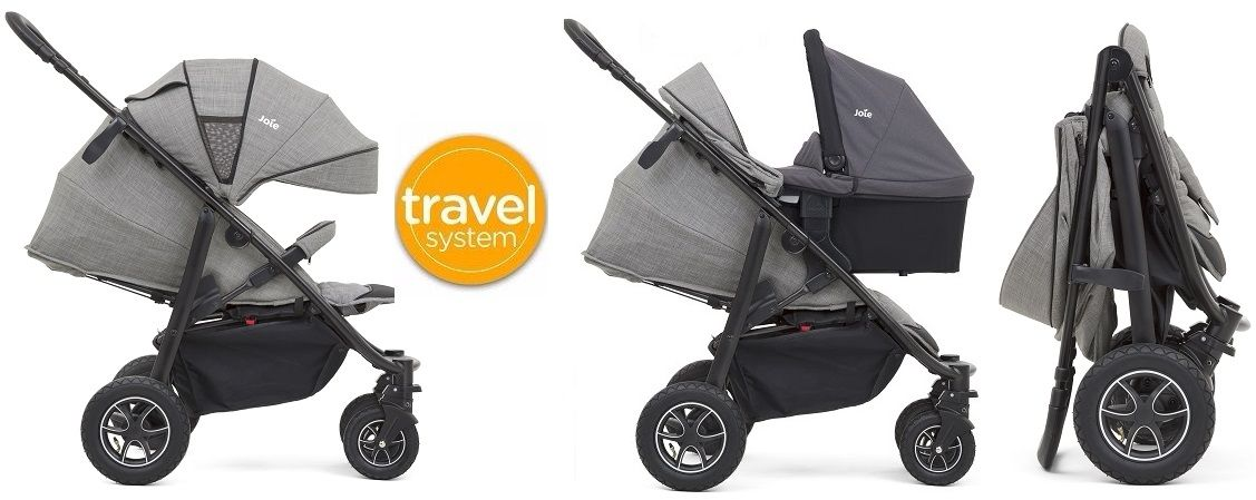 Joie Mytrax Travel System 2 в 1