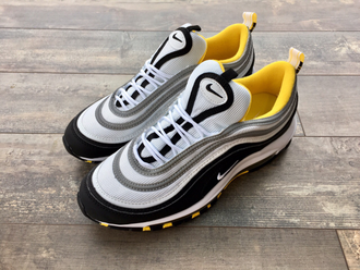Кроссовки Nike Air Max 97 Gray/Black