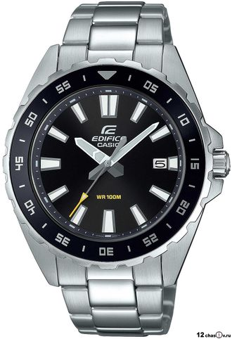 Часы Casio Edifice EFV-130D-1AVUEF