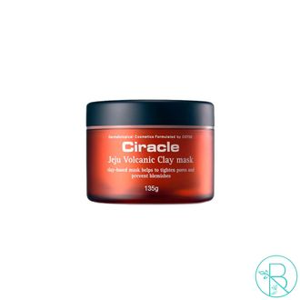 Маска для лица Ciracle Jeju Volcanic Clay Mask из вулканической глины