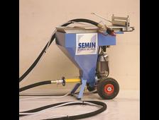 Оборудование для машинного нанесения Semin