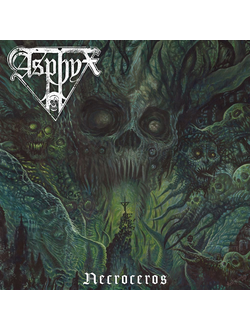 Asphyx - Necroceros CD