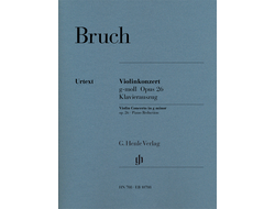Bruch Violin Concerto g minor op. 26