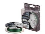 Плетеный шнур Mask Ultra X4 Green 110м 0,05мм