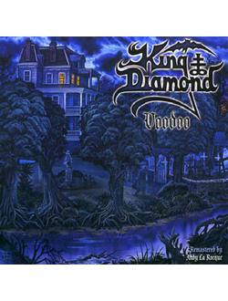 KING DIAMOND - VOODOO CD