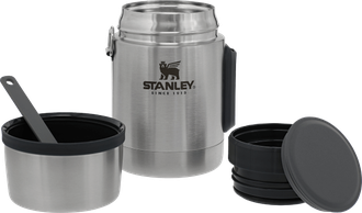 Термос STANLEY ADVENTURE STAINLESS STEEL ALL-IN-ONE FOOD JAR 0,53L