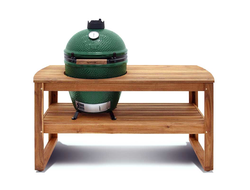 Стол для гриля XL Big Green Egg, Акация