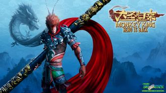 Monkey King: Hero Is Back (New)[PS4, русская версия]