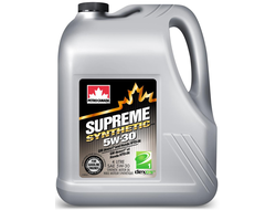 Масло моторное PETRO-CANADA SUPREME SYNTHETIC 5W-30 4л MOSYN53C16