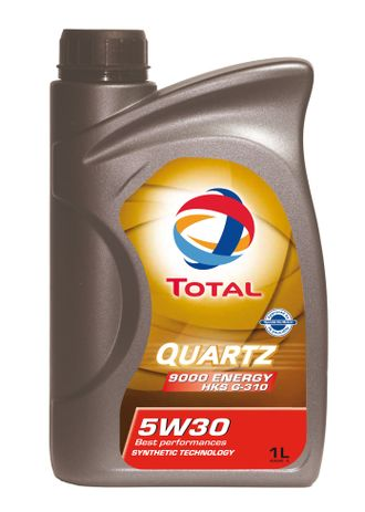 TOTAL QUARTZ 9000 ENERGY HKS G-310 5W30, 1л.