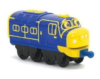 "Паровозик Брюстер ""Chuggington Die Cast"", LC54003"