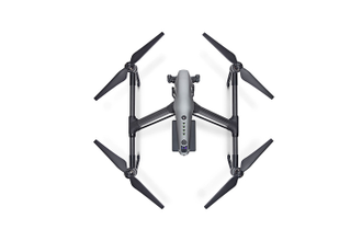 Квадрокоптер Inspire 2 with two extra TB50 batteries (EU)