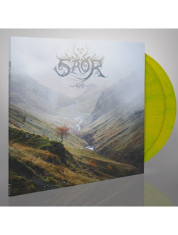 SAOR - AURA 2-LP colored